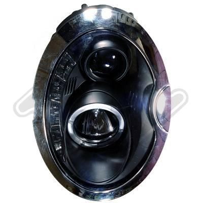 -FARURI ANGEL EYES MINI COOPER FUNDAL BLACK -COD 1205385