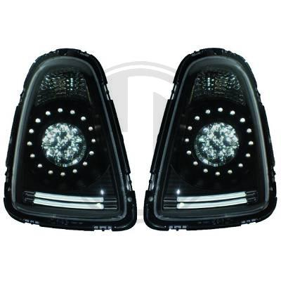 STOPURI CU LED BMW MINI R56/57 FUNDAL BLACK -COD 1206998