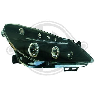 -FARURI ANGEL EYES OPEL CORSA D FUNDAL BLACK -COD 1814480