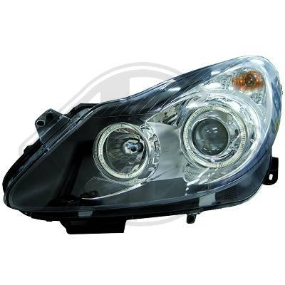 -FARURI ANGEL EYES OPEL CORSA D FUNDAL BLACK -COD 1814680