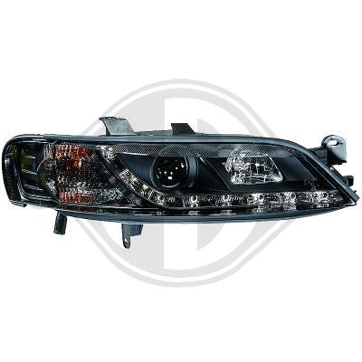 -FARURI DAYLIGHT OPEL VECTRA B FUNDAL BLACK -COD 1824986