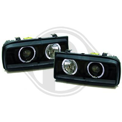 -FARURI ANGEL EYES VW CORRADO FUNDAL BLACK -COD 2250380
