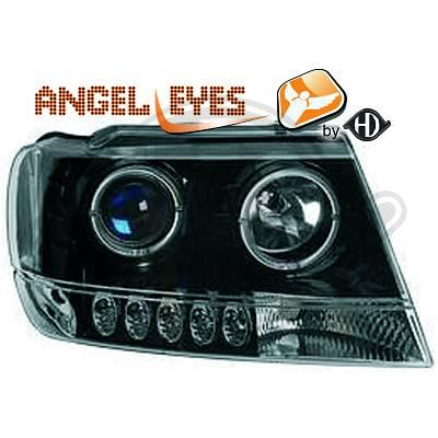-FARURI DAYLIGHT JEEP GRAND CHEROKEE FUNDAL BLACK -COD 2612480