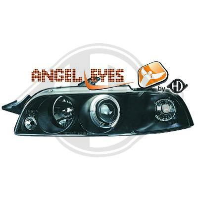 -FARURI ANGEL EYES FIAT PUNTO FUNDAL BLACK -COD 3452480