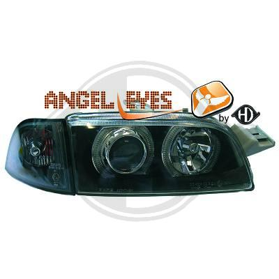 -FARURI ANGEL EYES FIAT PUNTO FUNDAL BLACK -COD 3452880