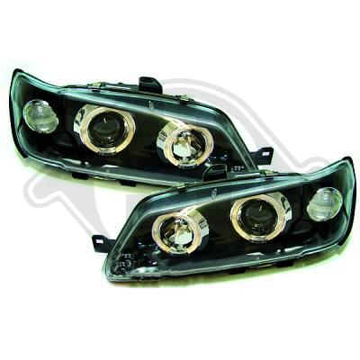 -FARURI ANGEL EYES PEUGEOT 306 FUNDAL BLACK -COD 4232880