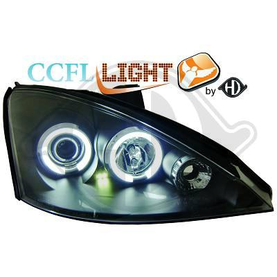 -FARURI ANGEL EYES FORD FOCUS FUNDAL BLACK(CCFL) - COD 1415781