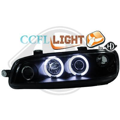 -FARURI ANGEL EYES FIAT PUNTO FUNDAL BLACK(CCFL) -COD 3453581
