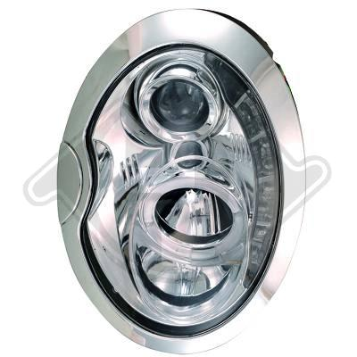 -FARURI ANGEL EYES MINI COOPER FUNDAL CROM -COD 1205285