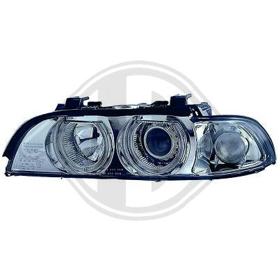 -FARURI ANGEL EYES BMW E39 (XENON) FUNDAL CROM -COD 1223480