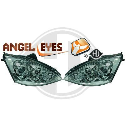 -FARURI ANGEL EYES FORD FOCUS FUNDAL CROM - COD 1415480