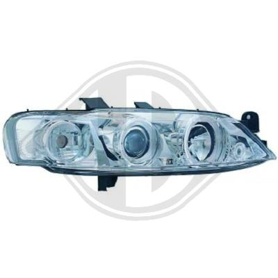 -FARURI ANGEL EYES OPEL VECTRA B FUNDAL CROM -COD 1824880