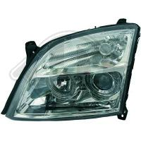 -FARURI ANGEL EYES OPEL VECTRA C FUNDAL CROM -COD 1825480