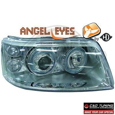 -FARURI ANGEL EYES VW T5 FUNDAL CROM -COD 2272580