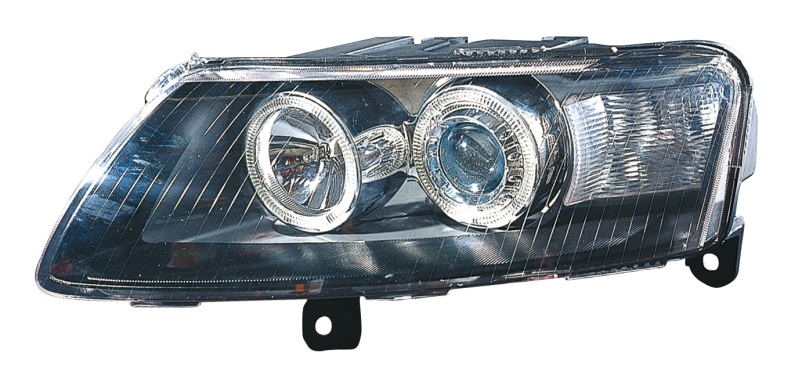 -FARURI ANGEL EYES AUDI A6 4F FUNDAL BLACK -COD FKFSAI8007
