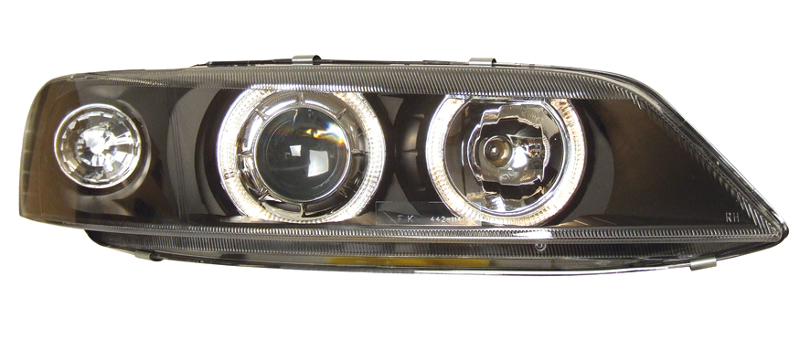 -FARURI ANGEL EYES OPEL VECTRA B FUNDAL BLACK -COD FKFSOP053