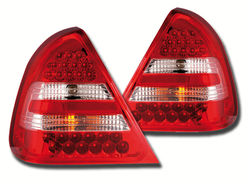 -STOPURI CU LED C-KLASS FUNDAL RED -COD FKRLXLMB005