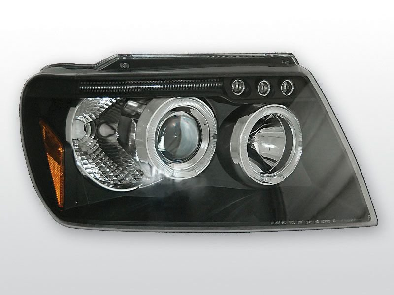 -FARURI ANGEL EYES JEEP GRAND CHEROKEE FUNDAL BLACK -COD CH0001