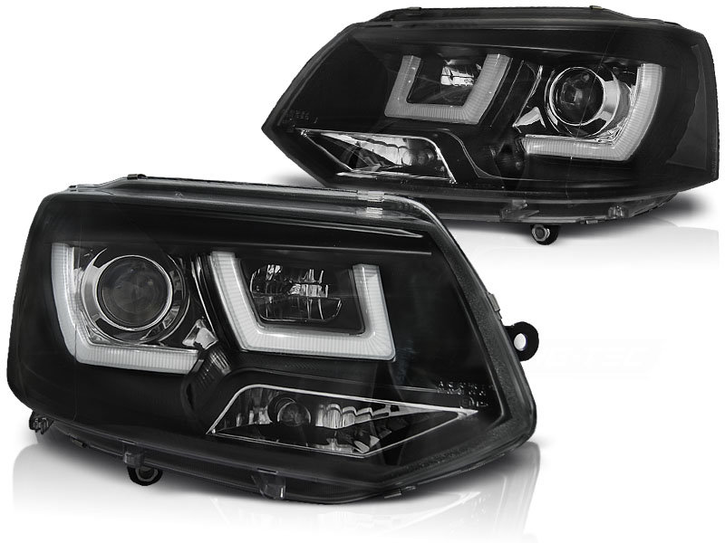 -FARURI DAYLIGHT VW MULTIVAN/CARAVELLE FUNDAL BLACK -COD VW0011