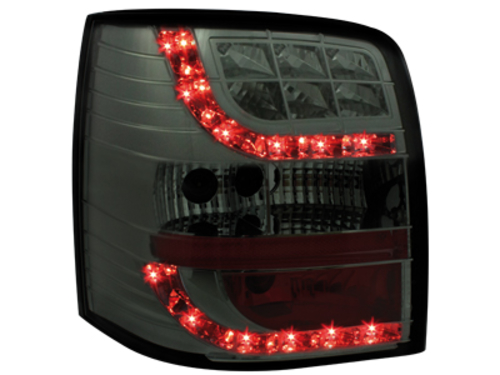-STOPURI CU LED VW PASSAT 3B FUNDAL SMOKE -COD RV08SLS