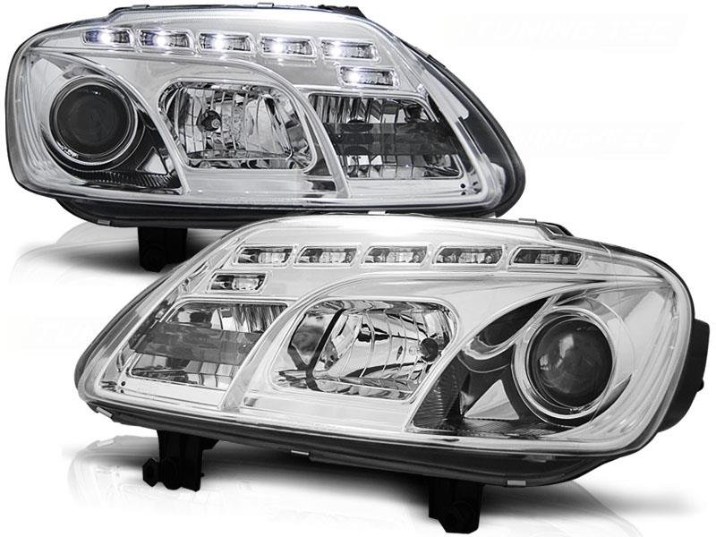 -FARURI DAYLIGHT VW TOURAN/CADDY FUNDAL CROM -COD VW100091