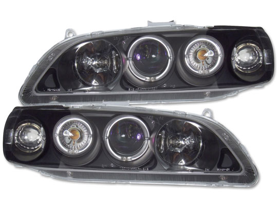 -FARURI ANGEL EYES HONDA ACCORD FUNDAL BLACK - FKFS052007