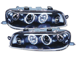 -FARURI ANGEL EYES FIAT PUNTO FUNDAL BLACK -COD FKFSFI103