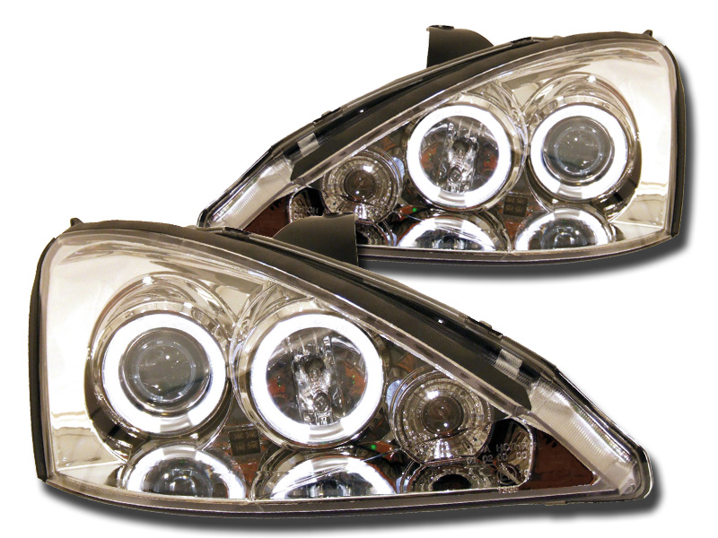 -FARURI ANGEL EYES FORD FOCUS FUNDAL CROM - FKFSFO113