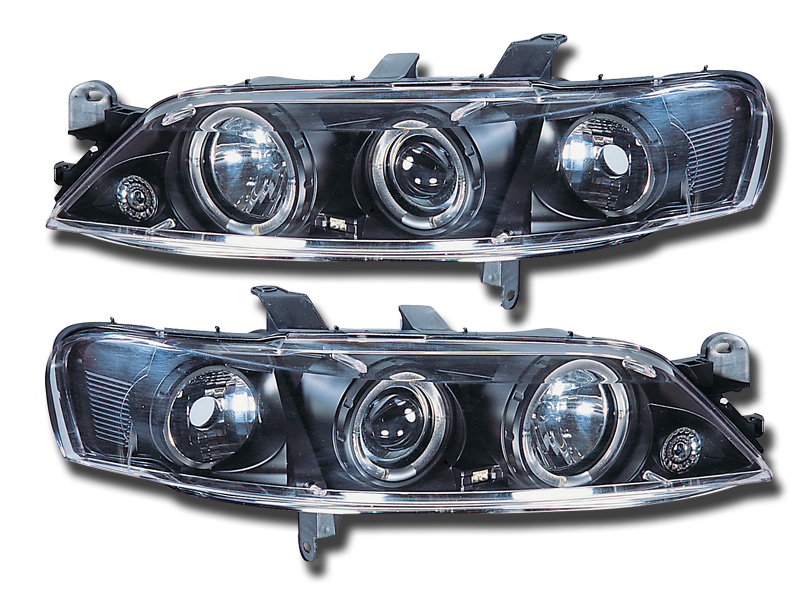 -FARURI ANGEL EYES OPEL VECTRA B FUNDAL BLACK -COD FKFSOP207