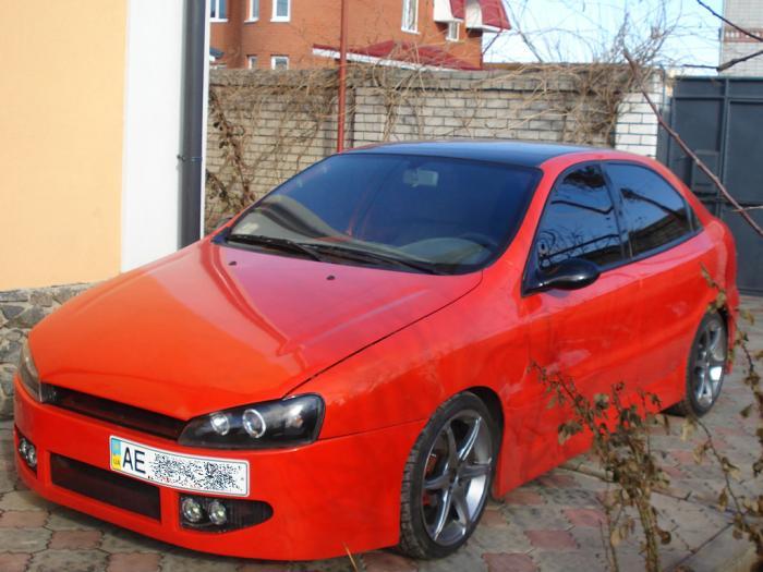 Рубрика по заказу: Fiat Brava.
